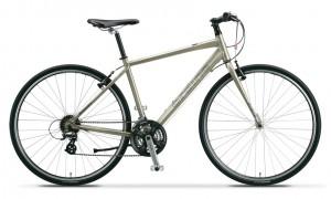 オヤジから自転車