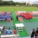 日韓税理士サッカー大会