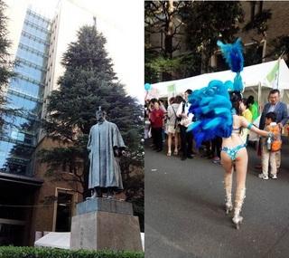 「圧倒的」がもたらすもの~お祭りではブラジル・サンバ~