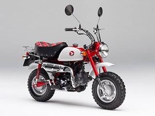 さらばモンキー~バイク市場の激変~