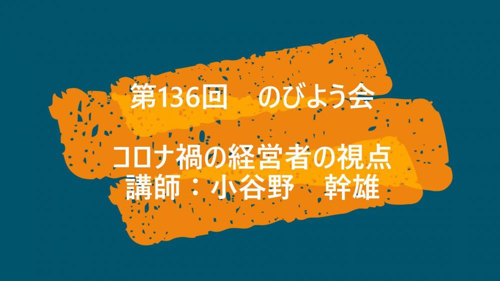 コロナ禍の経営者の視点 ~事業再編・M&A・事業承継~
